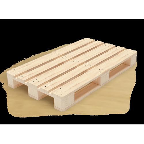 Деревянный поддон 800*1200 мм, грузоподъемность до 1500 кг