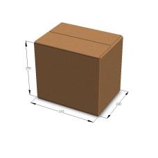 Картонная коробка 310*230*270 мм Т-23 бурый