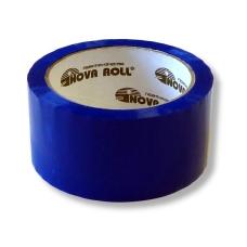 Скотч синий, «Нова Ролл» - 48мм*66м, 43 мкм