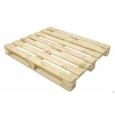Деревянный поддон - финпаллет (fin) 1200*1000 мм