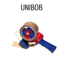 Диспенсер для скотча 48-50мм UNIBOB T290RP