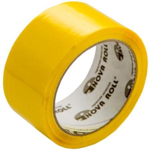 Желтый скотч 48мм*66м 43 мкм