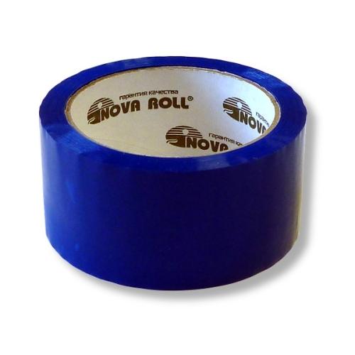 Синий скотч 48мм*66м 43 мкм