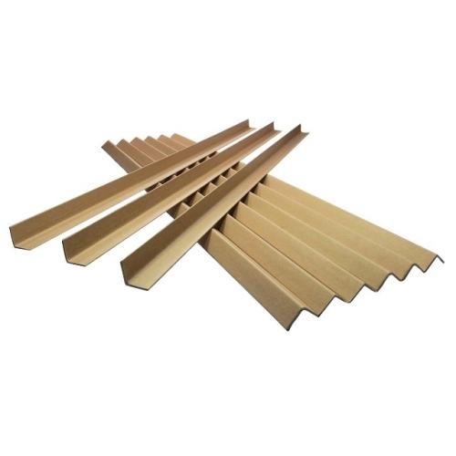 Защитный уголок из картона 35 х 35 x 3 мм - 1.5м