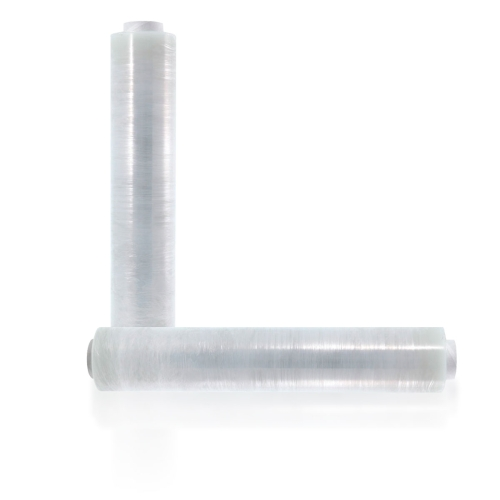 Стрейч пленка | 0.5 м, 17 мкм, 2 кг - вторичка